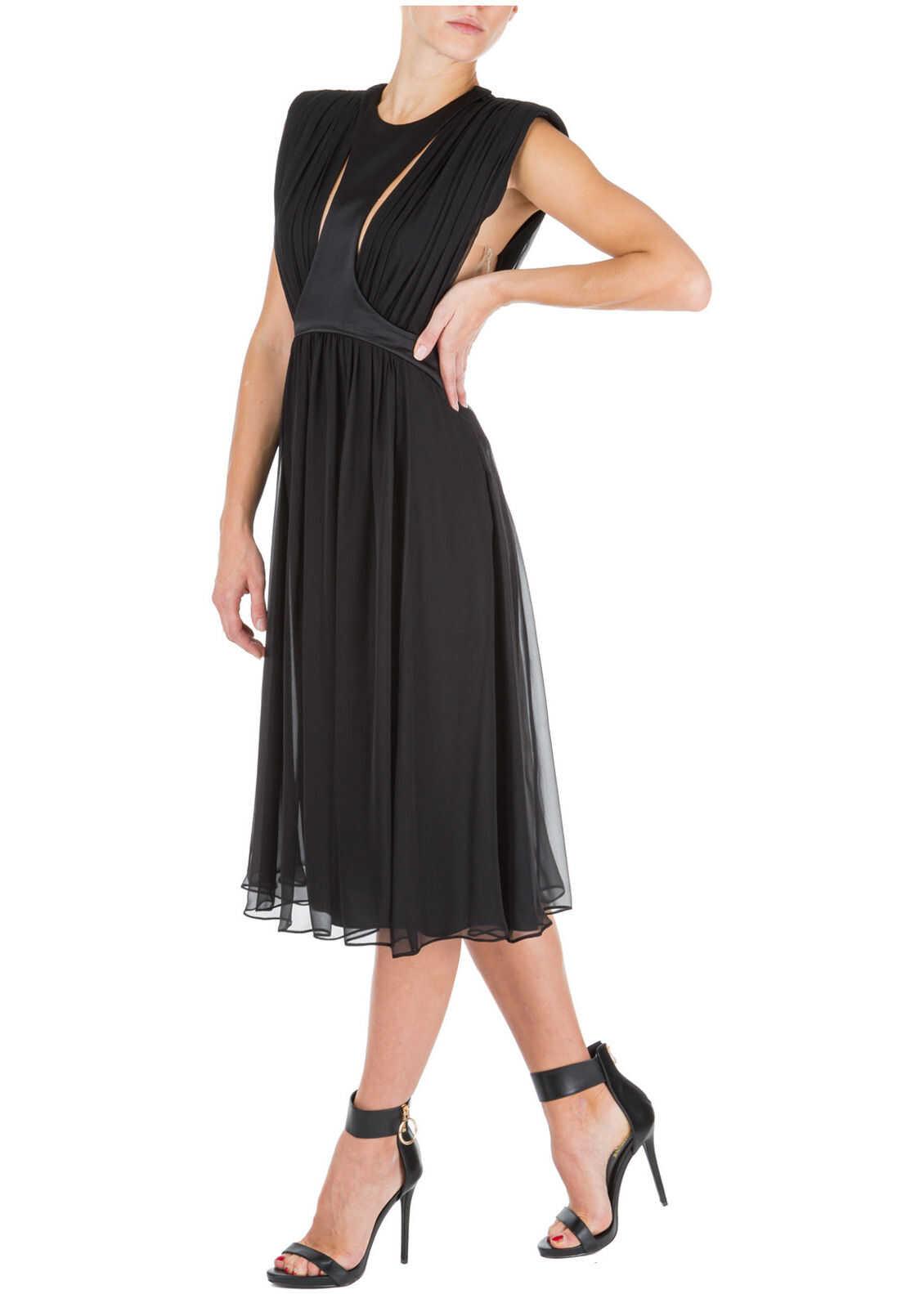 Alberta Ferretti Dress Sleeveless V045951140555 Black image0