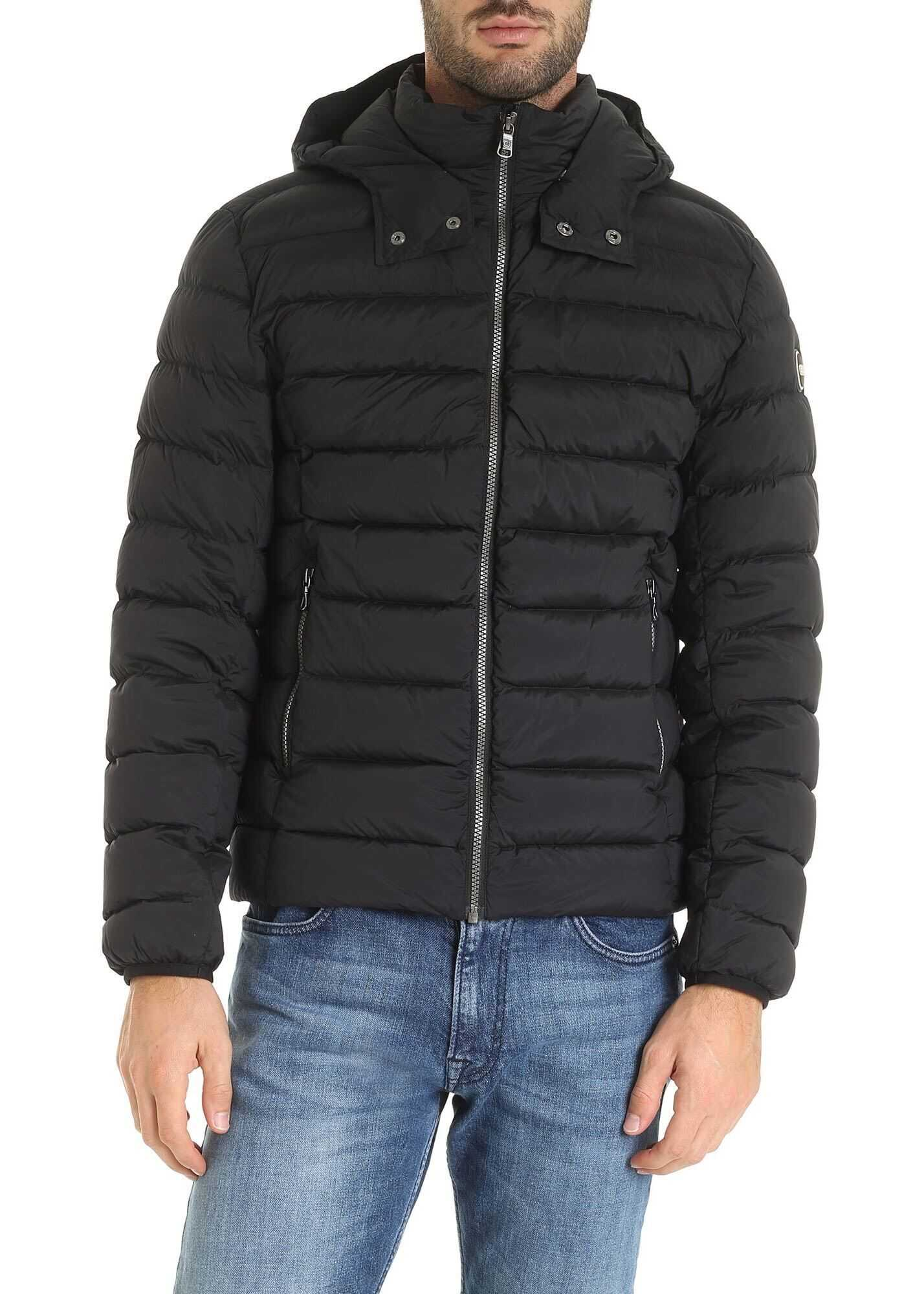 Colmar Expert Down Jacket In Black Black