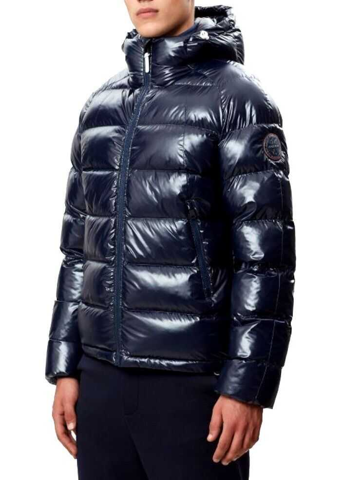 Napapijri Polyamide Down Jacket BLUE
