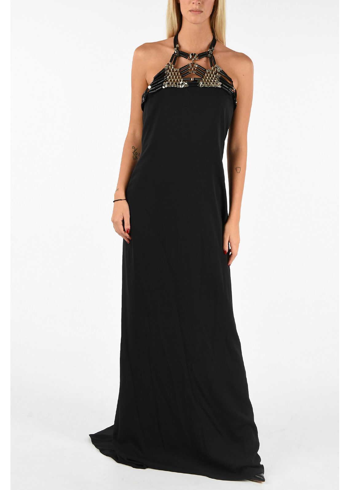 Gucci Silk Gown BLACK