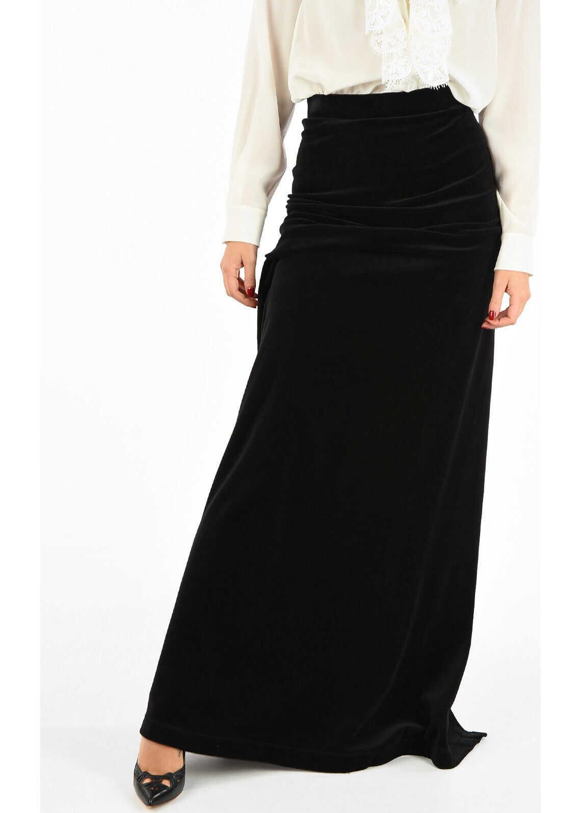 JUICY COUTURE Chenille Split Skirt thumbnail