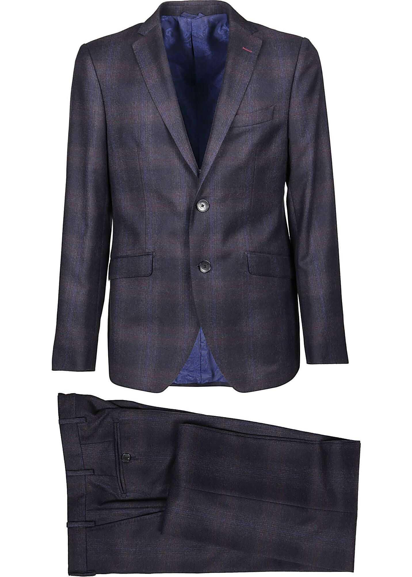 ETRO Wool Suit thumbnail