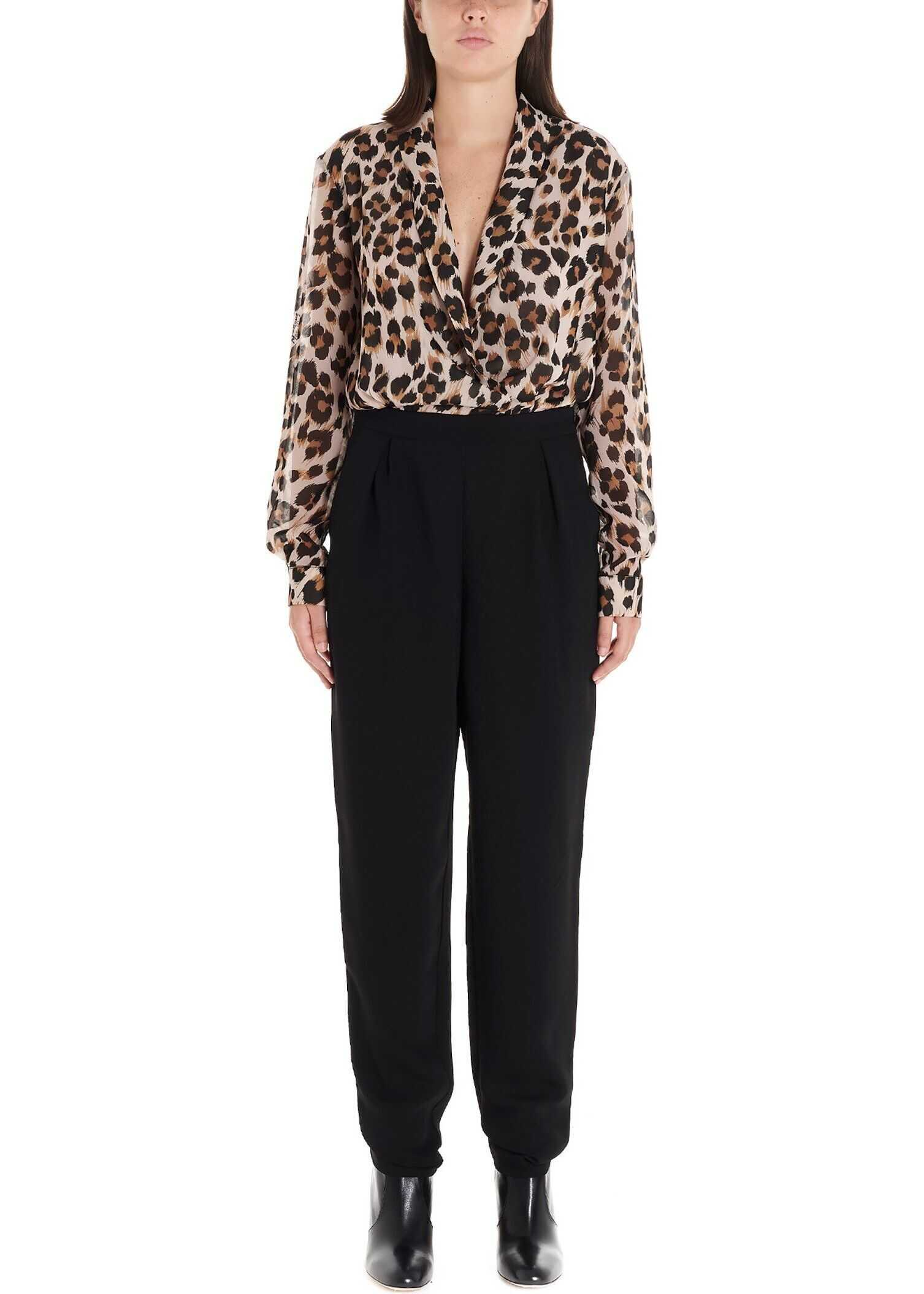 LOVE Moschino Polyester Jumpsuit BROWN