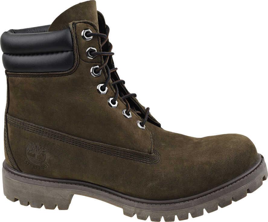 Timberland 6 In Premium Boot Brown imagine b-mall.ro