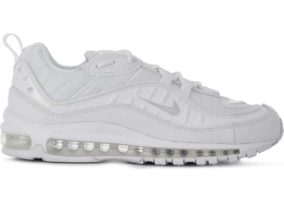 Nike NIKE AIR MAX 98 WHITE