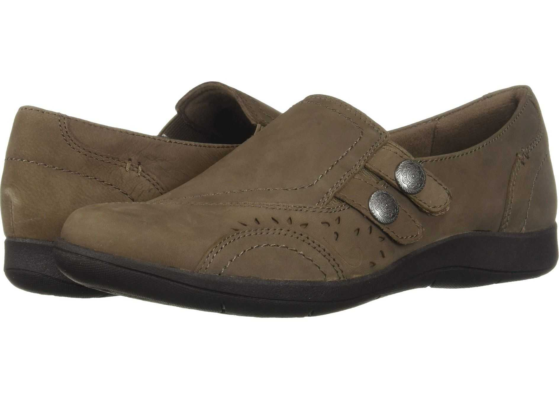 Rockport Daisey Slip-On Stone