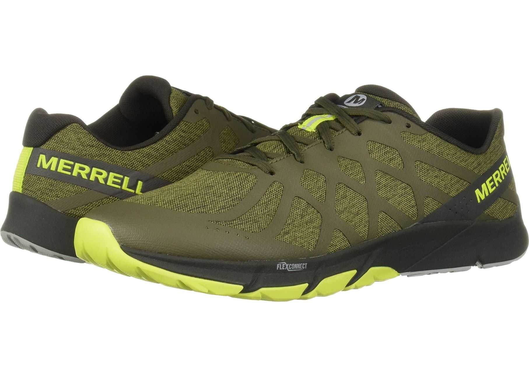 Merrell Bare Access Flex 2 Dusty Olive