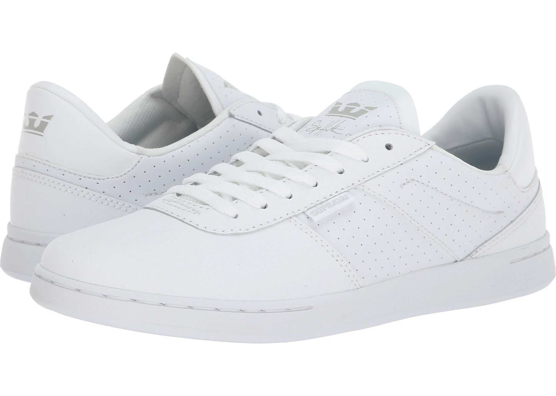 Supra Elevate White/White