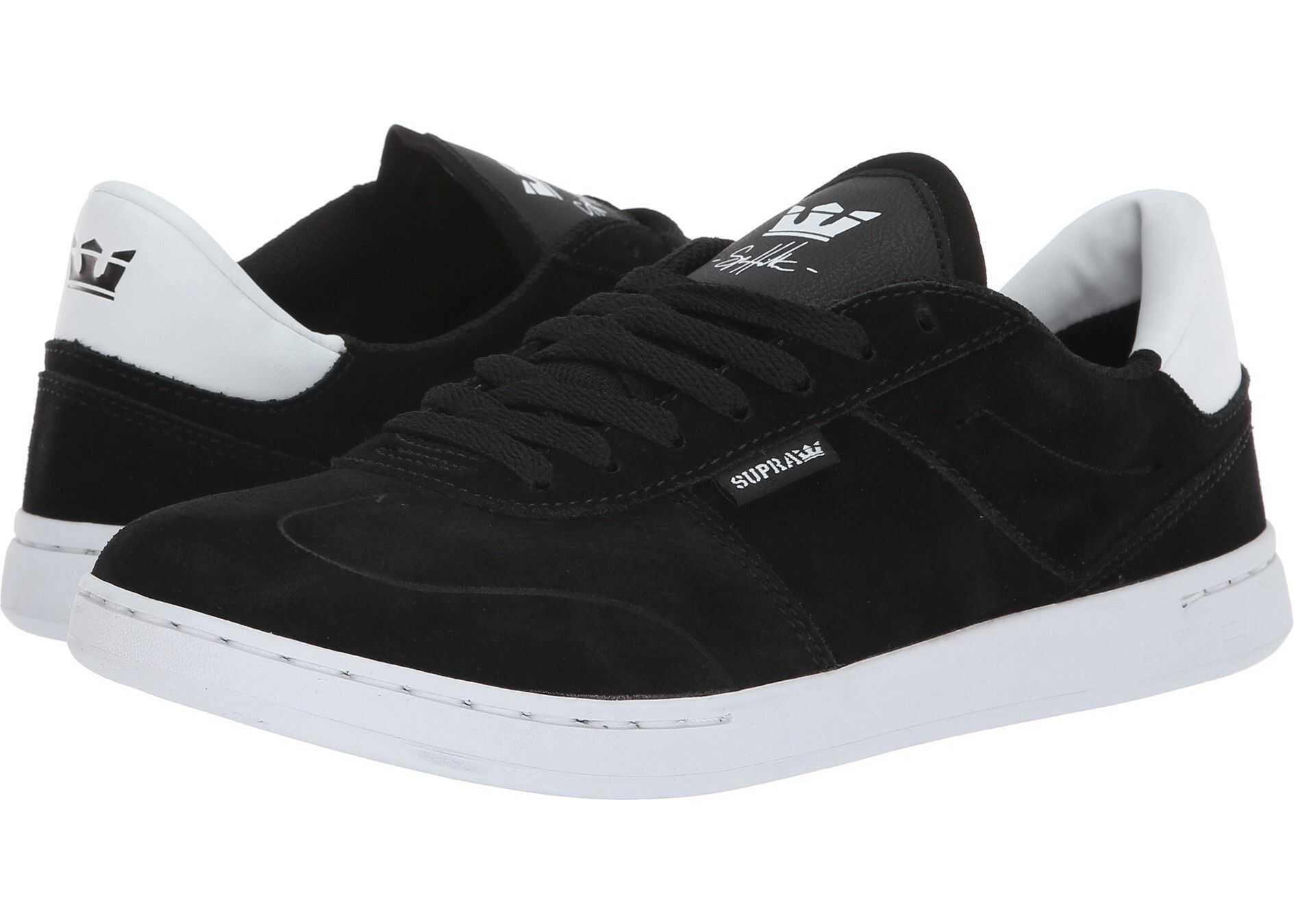 Supra Elevate Black/White