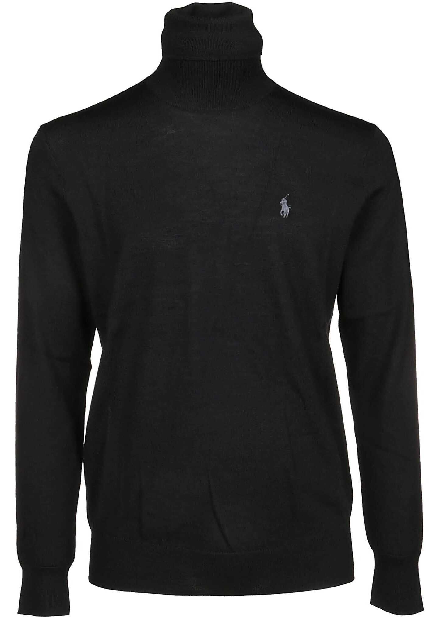 Ralph Lauren Wool Sweater BLACK
