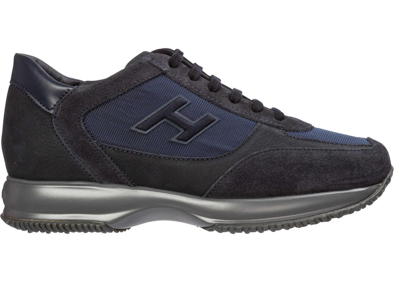 Hogan Sneakers Interactive Blue