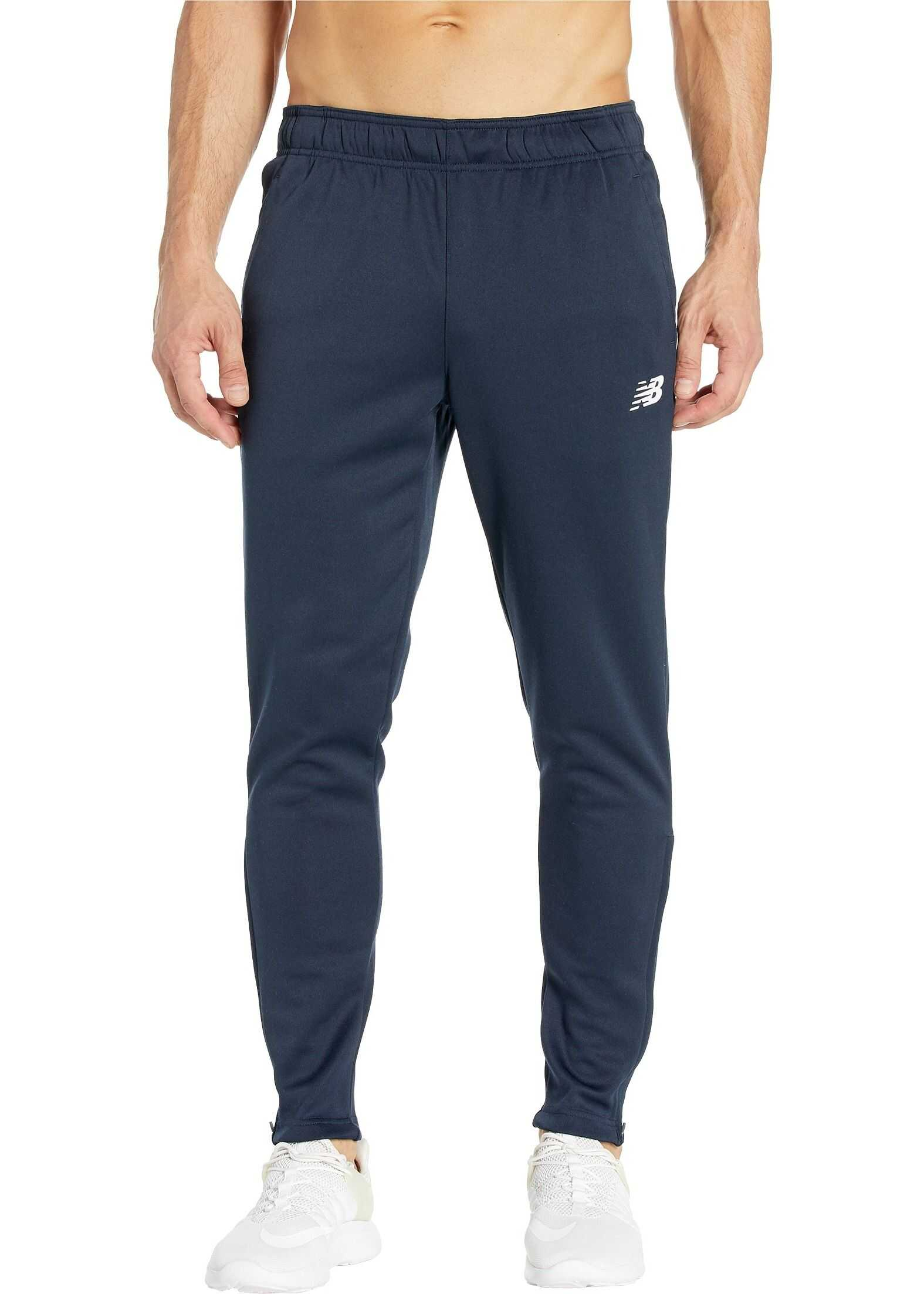 New Balance Tenacity Knit Pants Eclipse