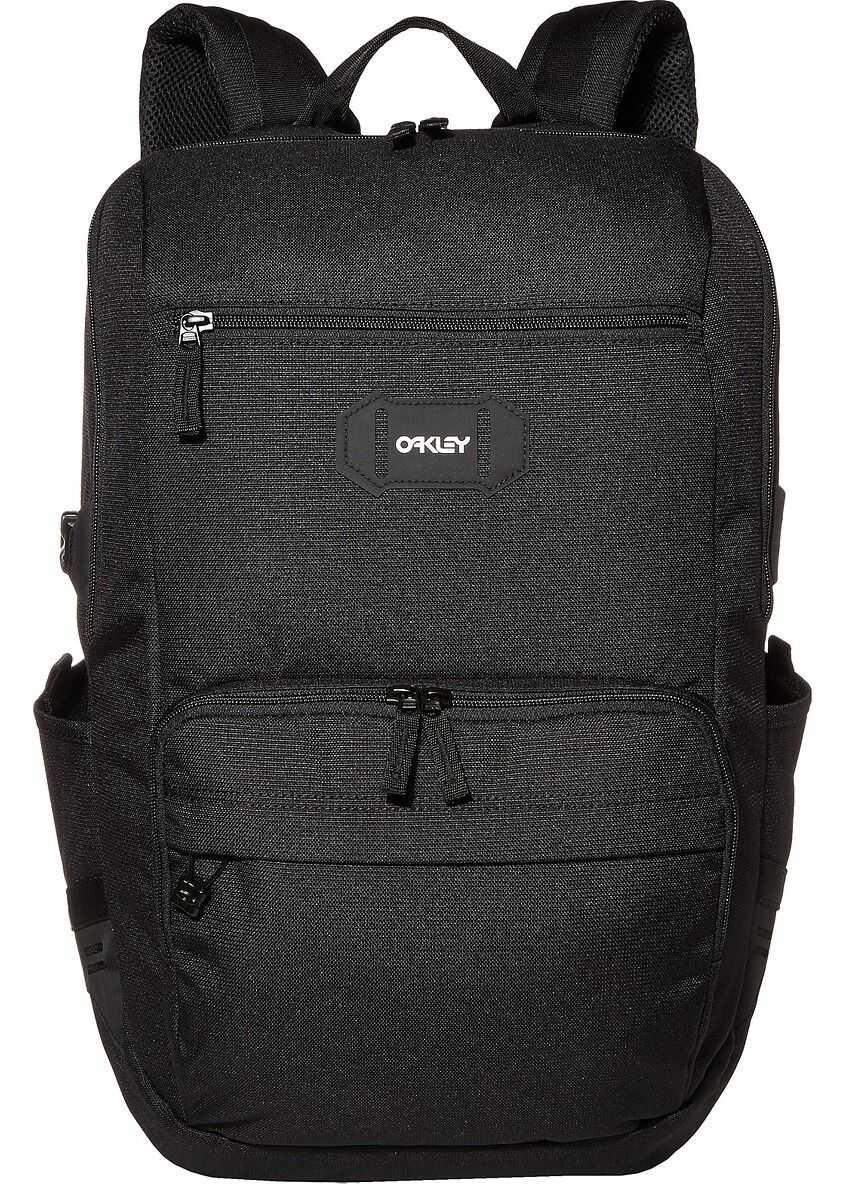 Oakley Street Pocket Backpack Blackout