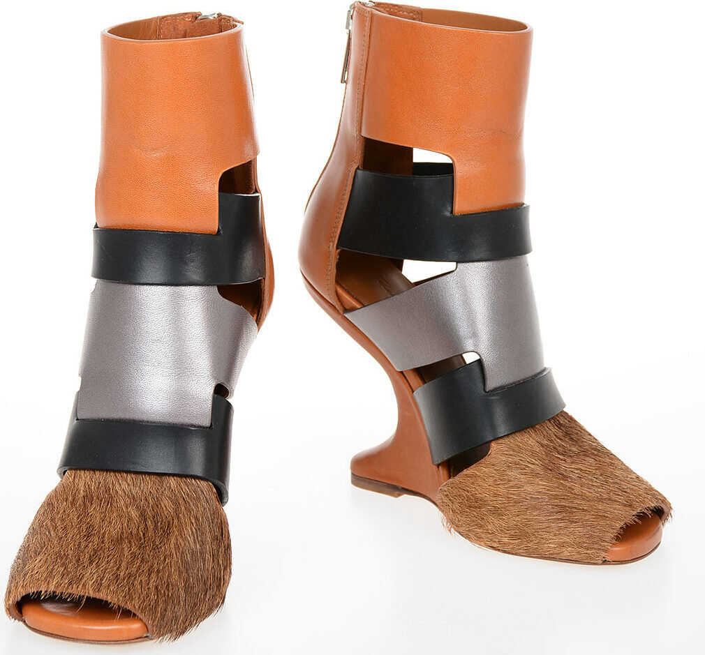 11cm Leather WALRUS LAZARUS Sandals thumbnail