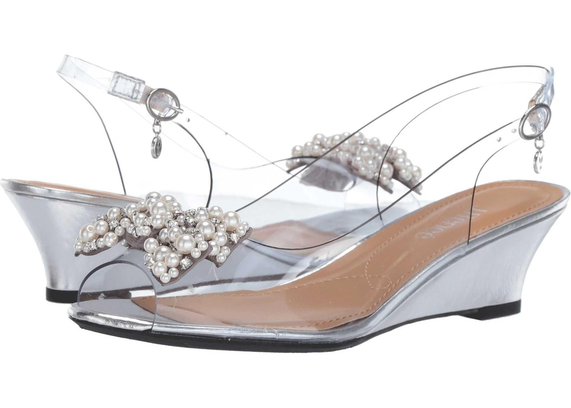 J. Renee Charmese Clear/Silver