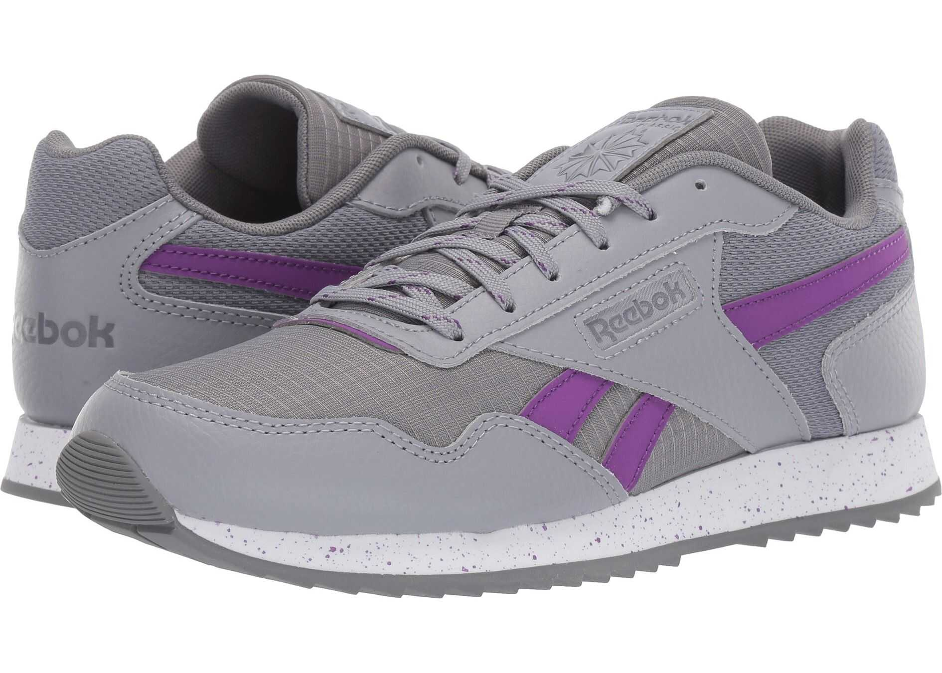 Reebok CL Harman RPL TL Cool Shadow/Regal Purple/Cold Grey 5