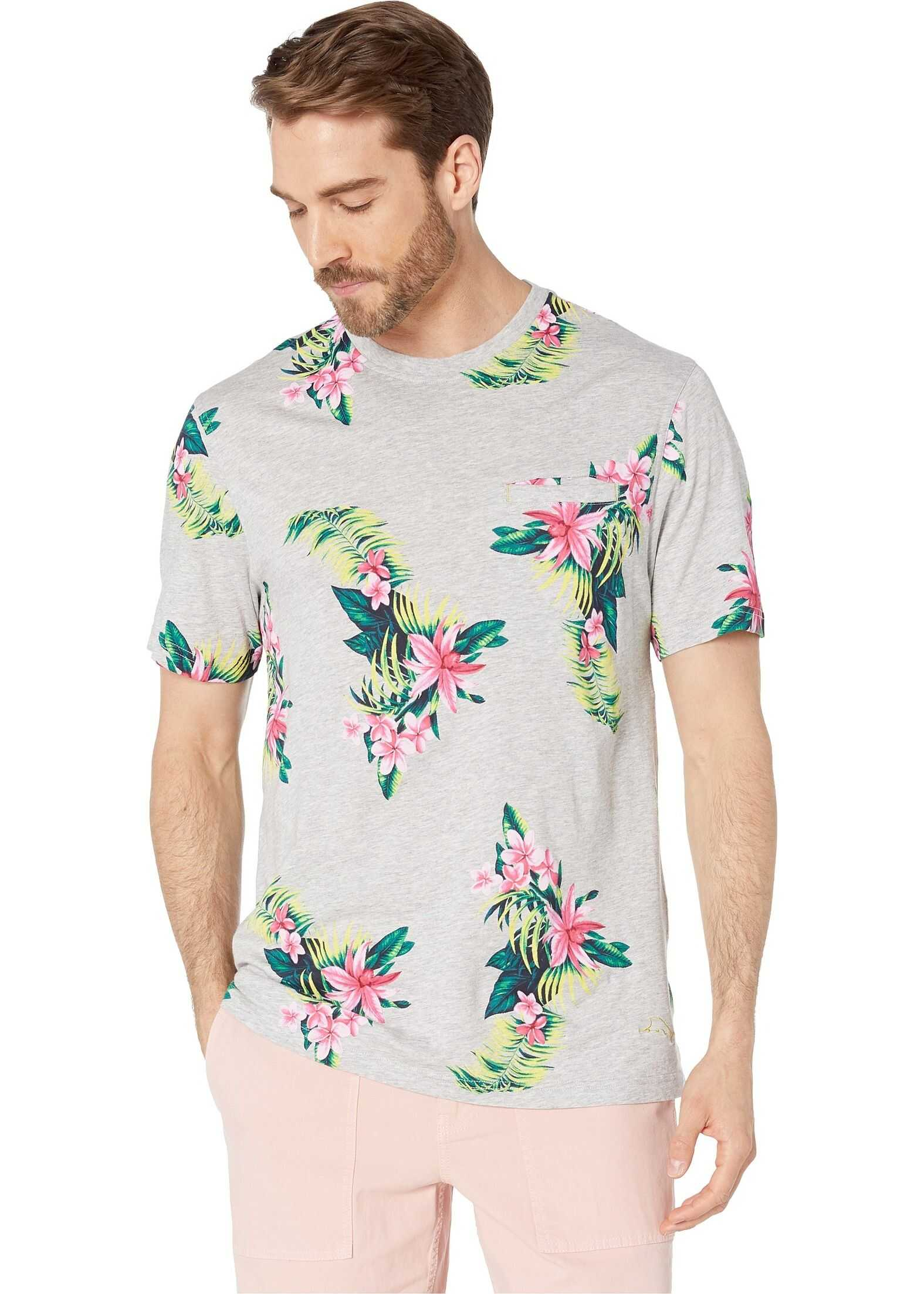 Tommy Bahama Cotton Modal Large Floral T-Shirt Large Floral