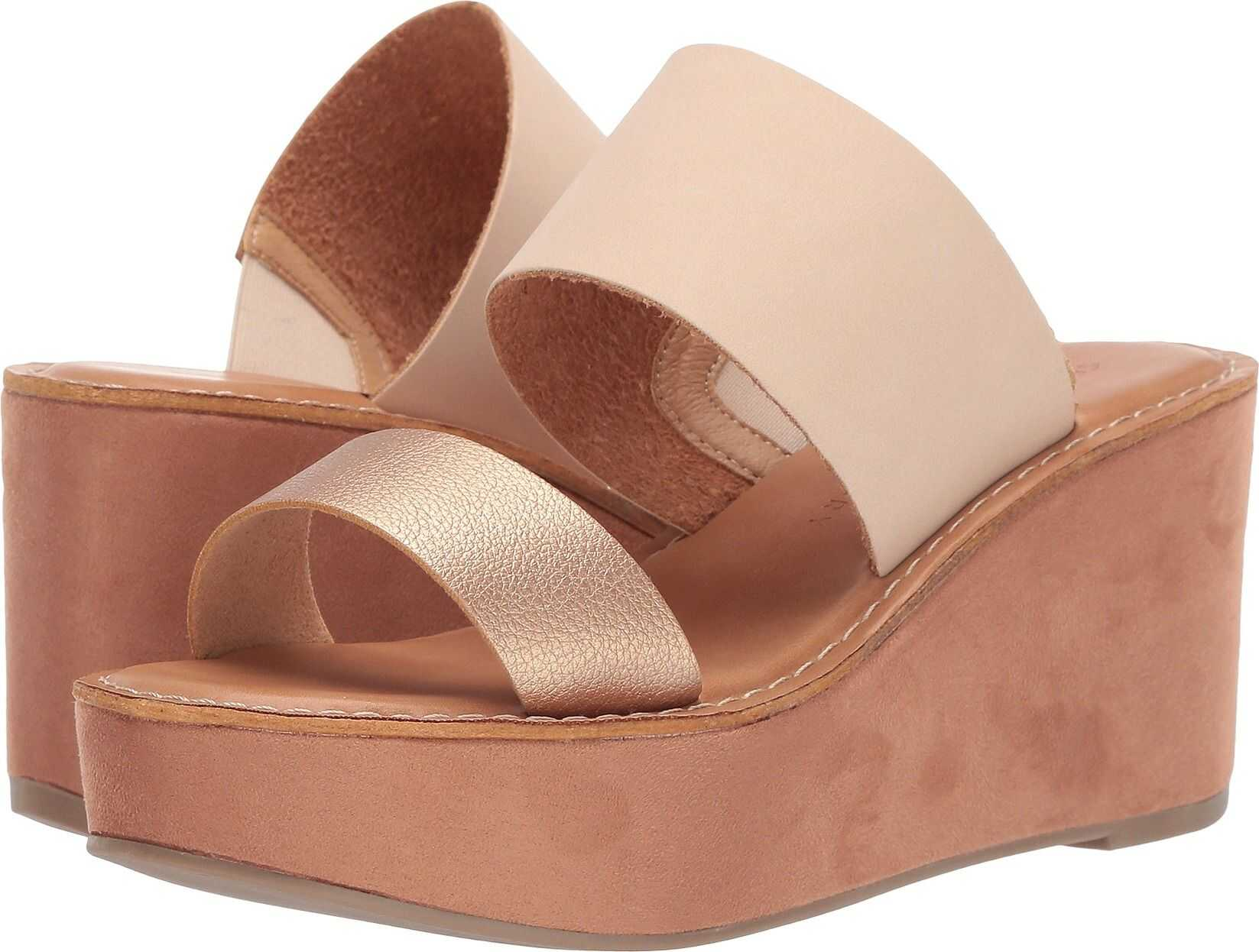 Chinese Laundry Ollie Rose Gold/Cream