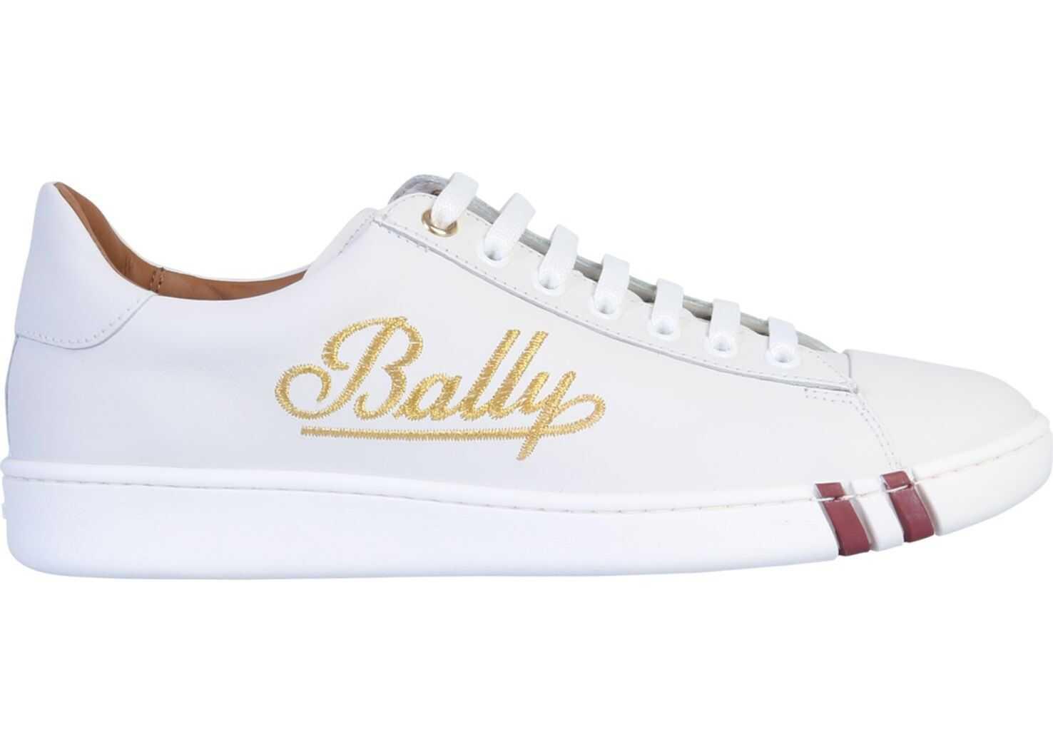 Bally Wiera Sneaker WHITE