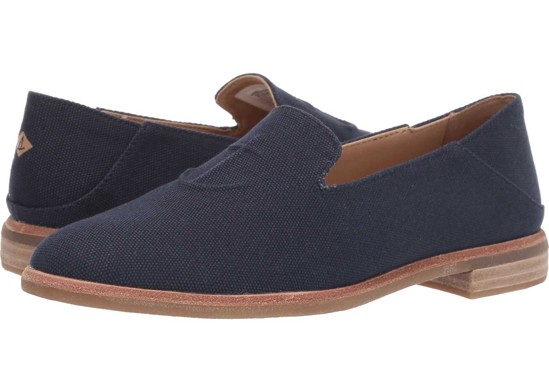 Sperry Top-Sider Seaport Levy Canvas Navy