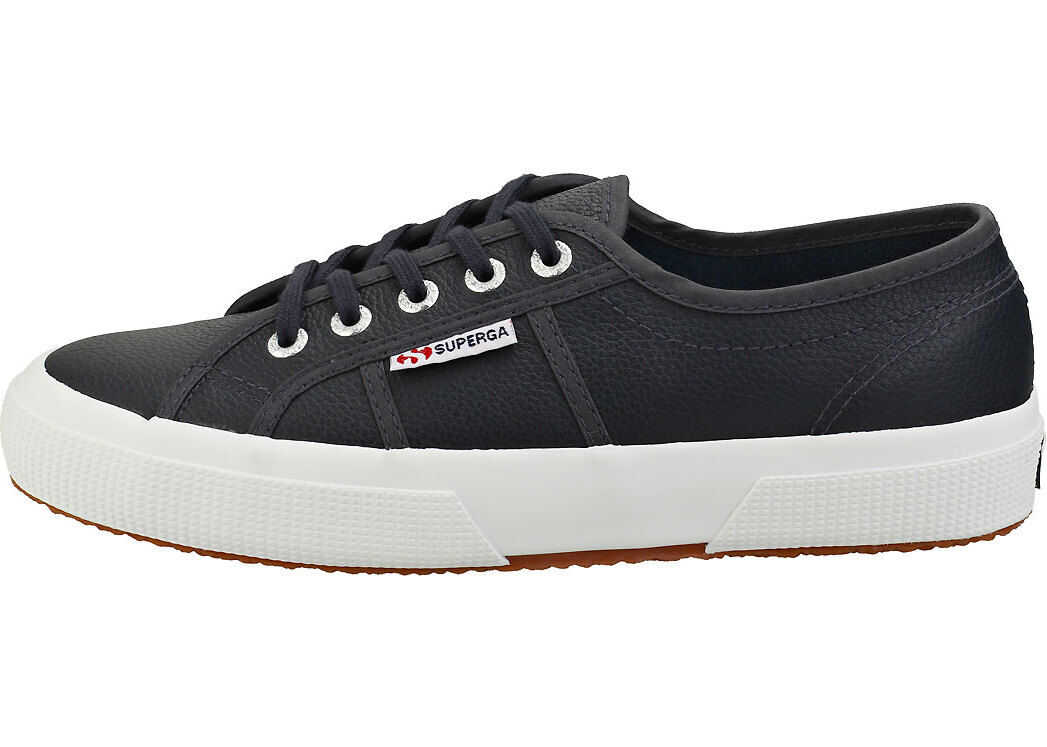 Superga 2750 Unisex Casual Trainers In Blue Navy Blue