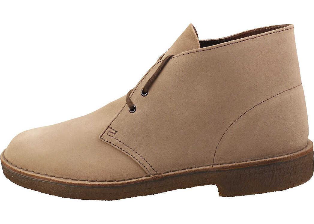 Clarks Desert Boot Desert Boots In Wolf Tan