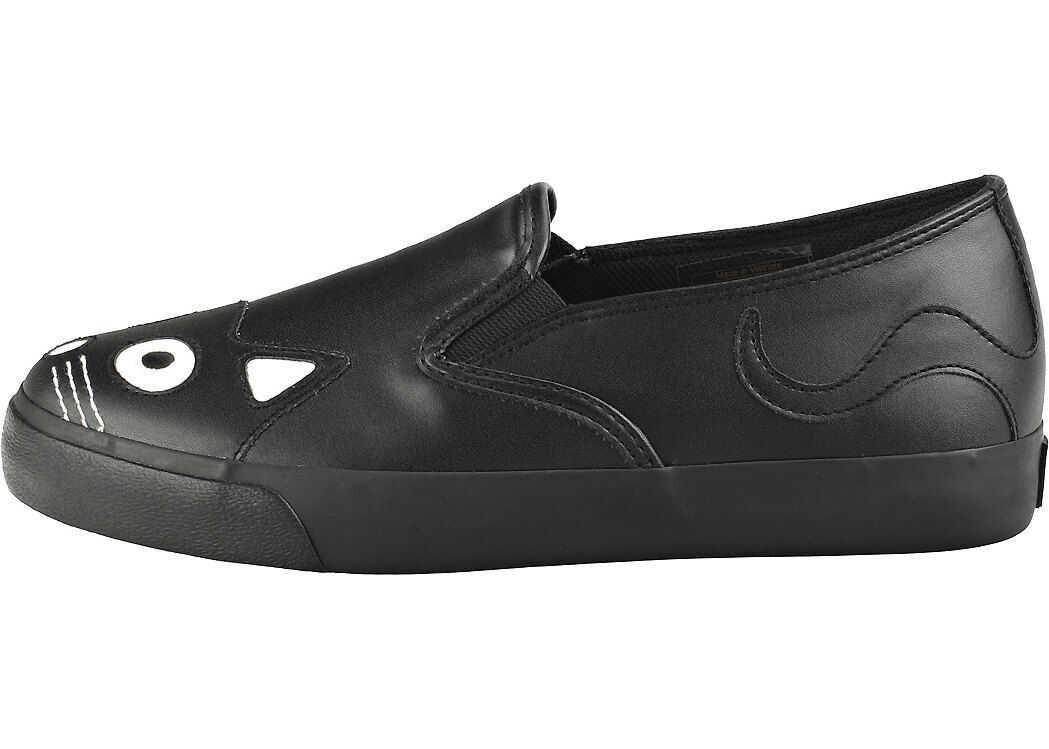 T.u.k Kitty Slip On Slip On Shoes In Black thumbnail