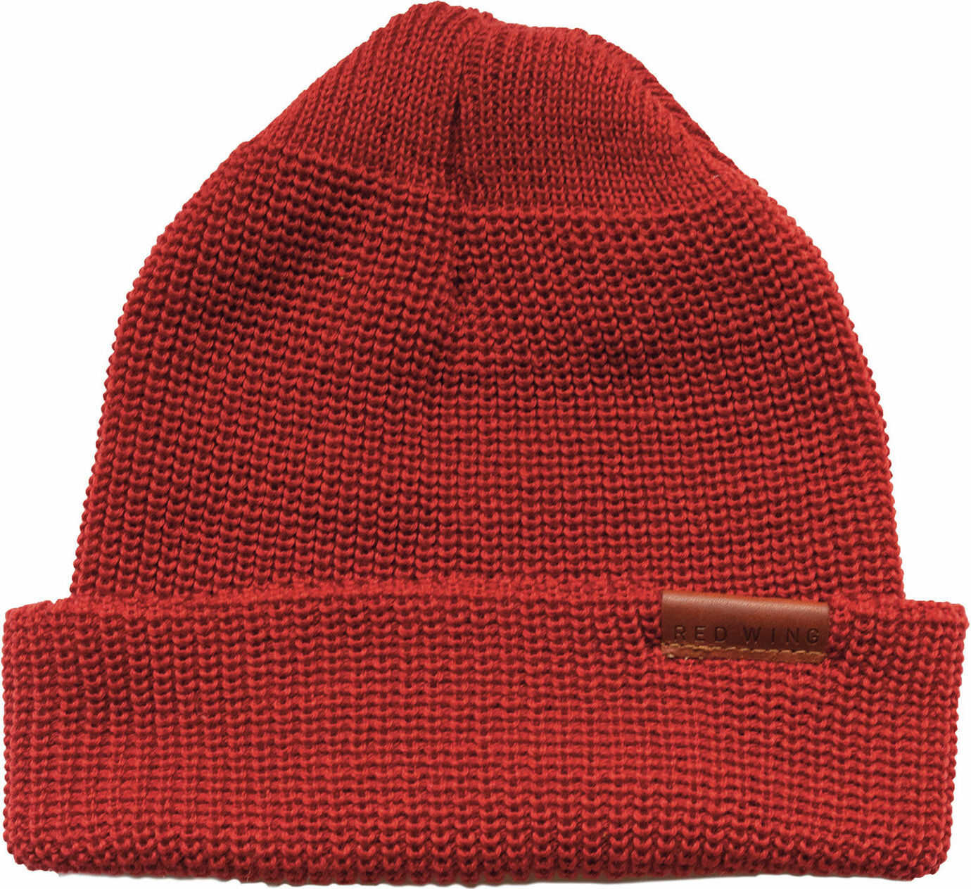 Beanie Hat In Red thumbnail