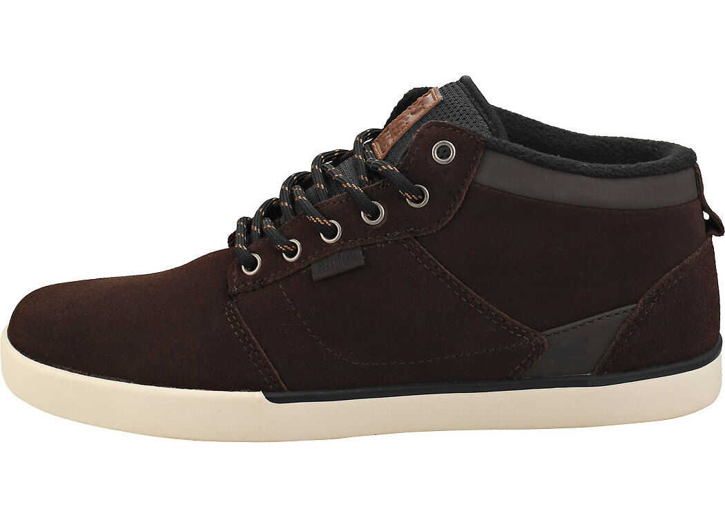 etnies Jefferson Mtw Chukka Trainers In Brown Tan Brown
