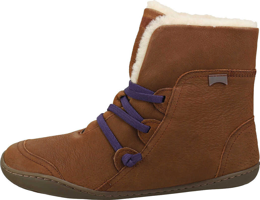 Camper Peu Cami Casual Boots In Brown Brown