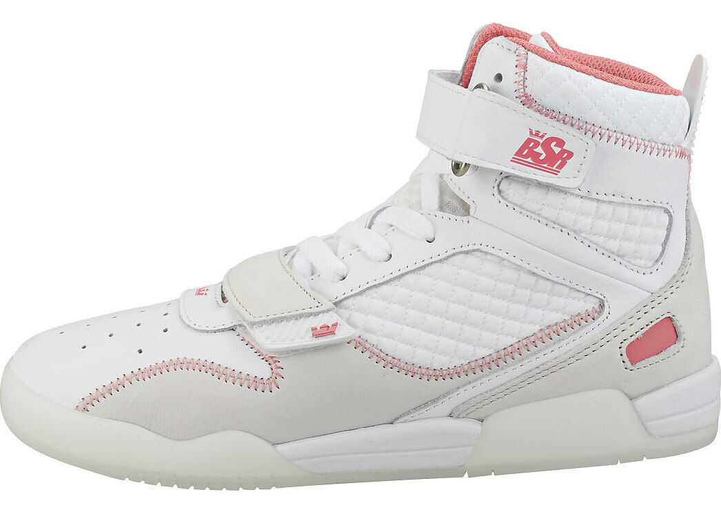 Supra Breaker By Samii Ryan (Bsr) Fashion Trainers In White White
