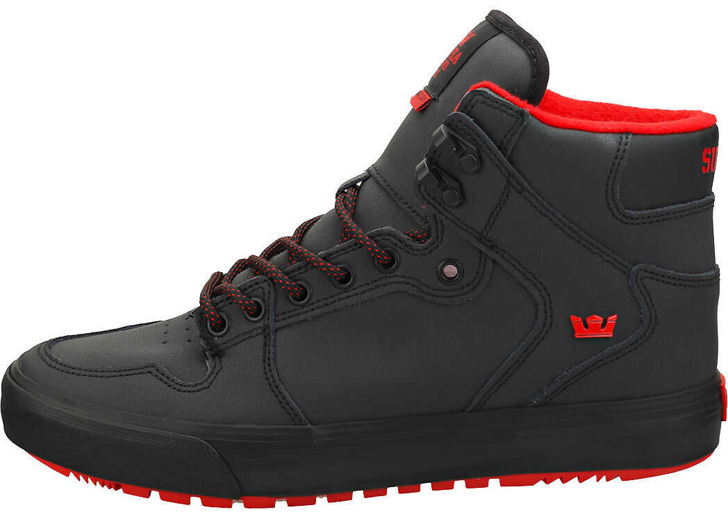 Supra Vaider Casual Trainers In Black Black