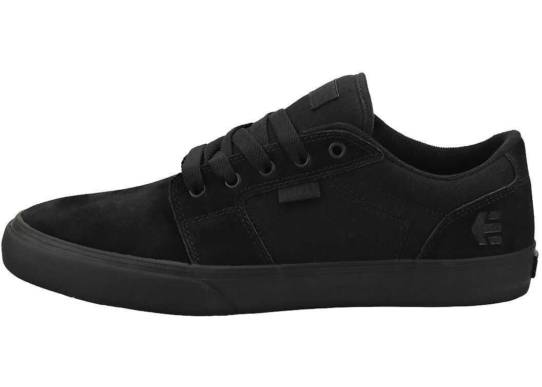 Barge Ls Skate Trainers In Black thumbnail