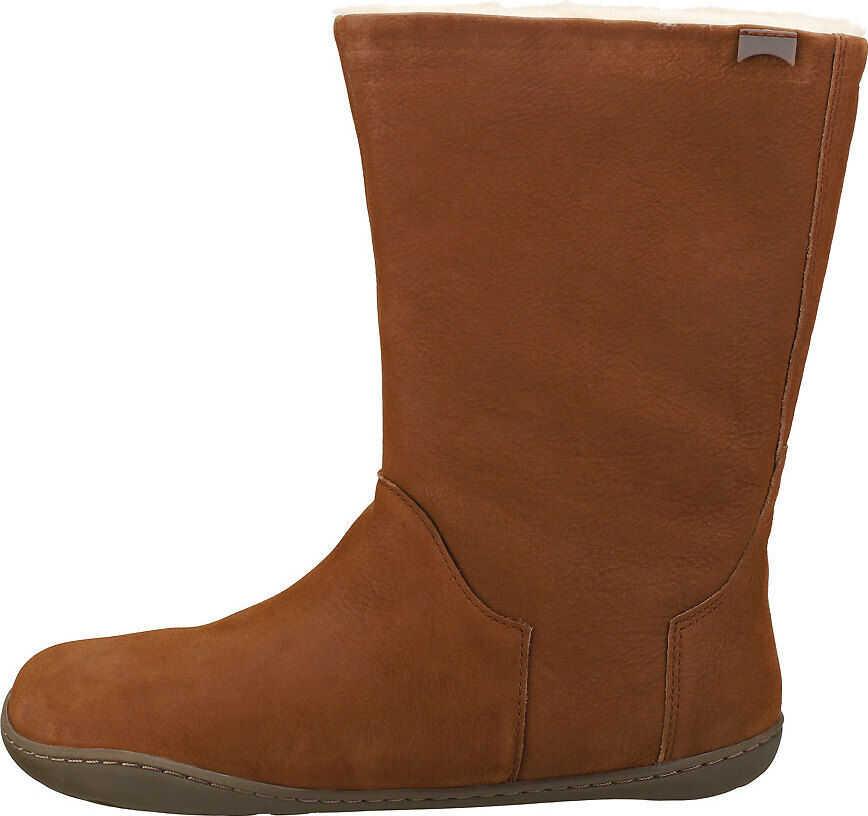 Camper Peu Cami Casual Boots In Brown Brown