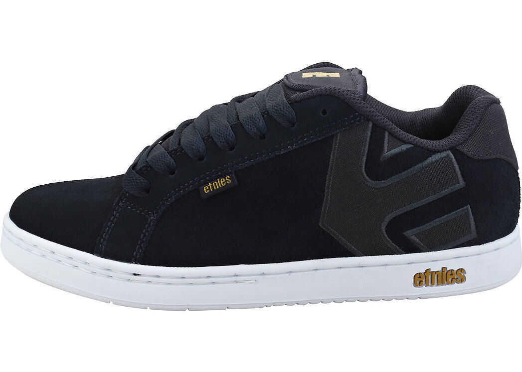 etnies Fader Skate Trainers In Navy Blue