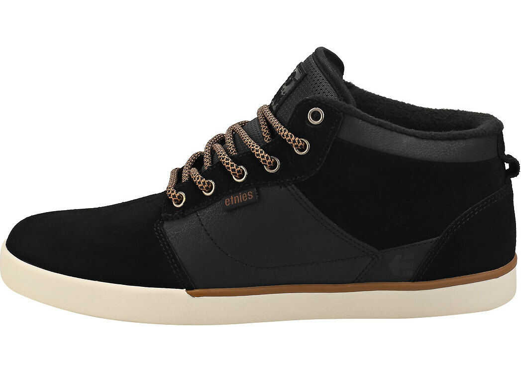 etnies Jefferson Mtw Skate Trainers In Black Black