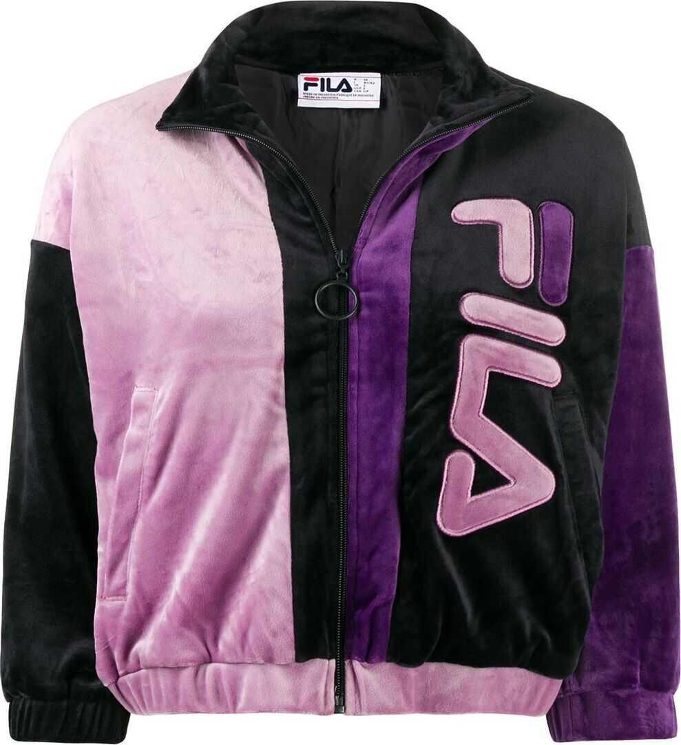 Fila Cotton Sweatshirt PURPLE