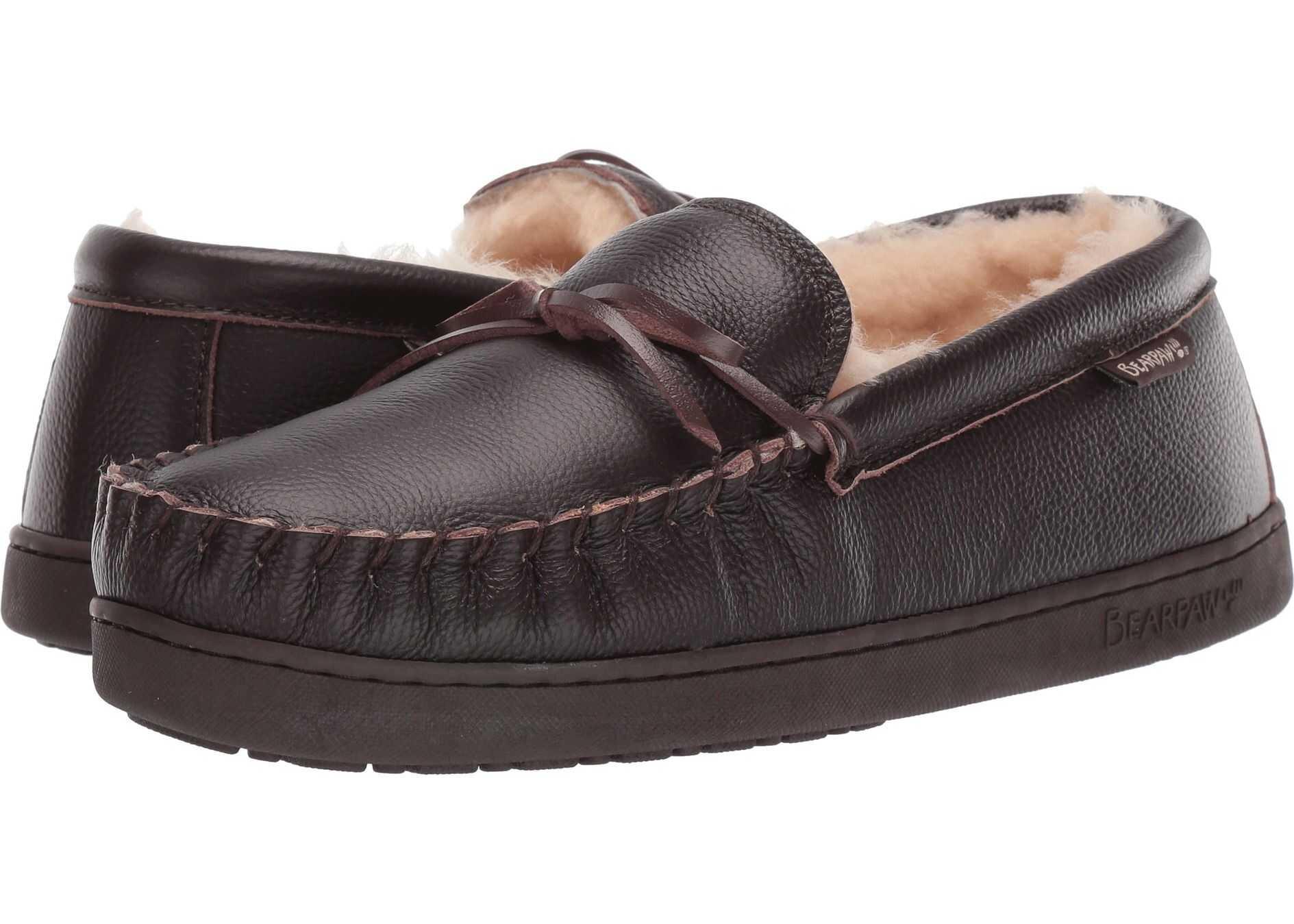 Bearpaw Mach IV Chocolate Leather