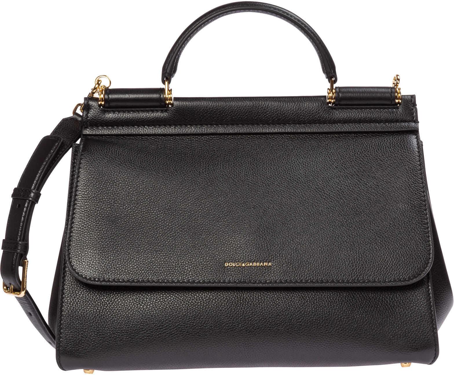 Dolce & Gabbana Sicily Soft Black