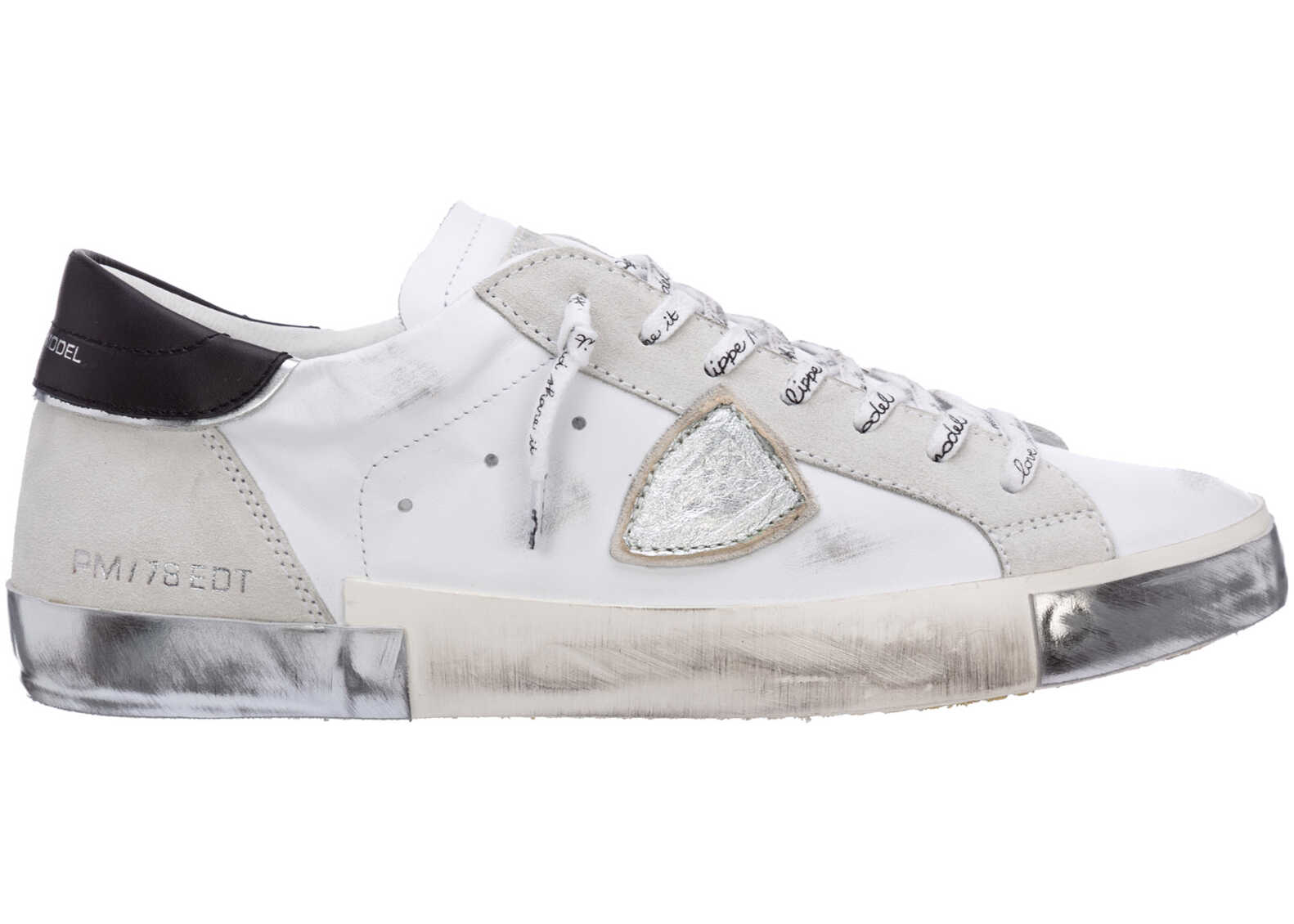 Philippe Model Sneakers Paris White