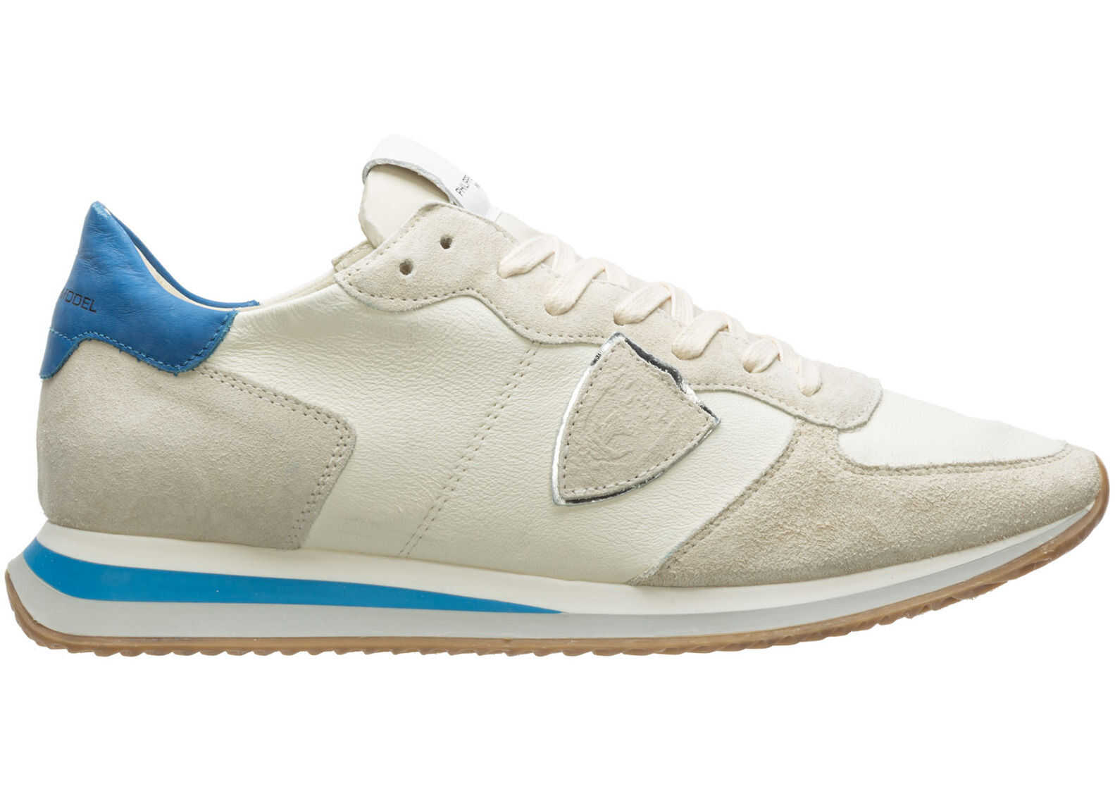 Philippe Model Sneakers Tropez White