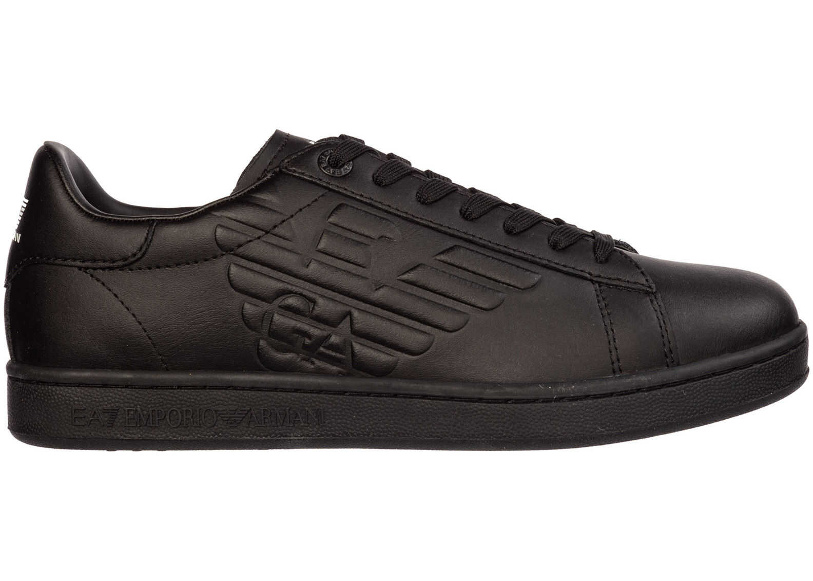 EA7 Trainers Sneakers Black