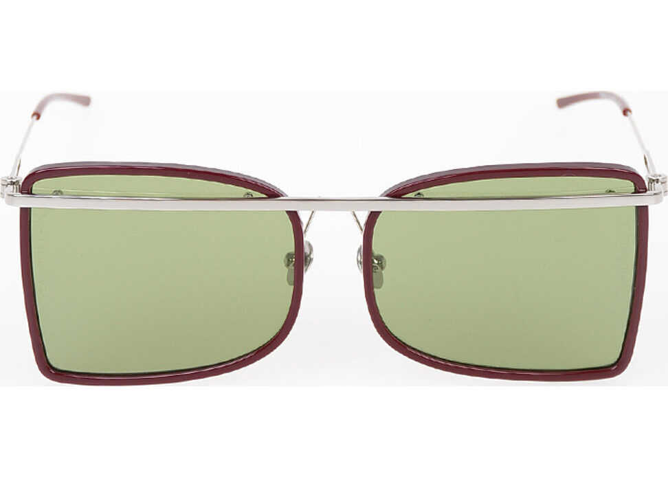 206W39NYC Square Sunglasses thumbnail