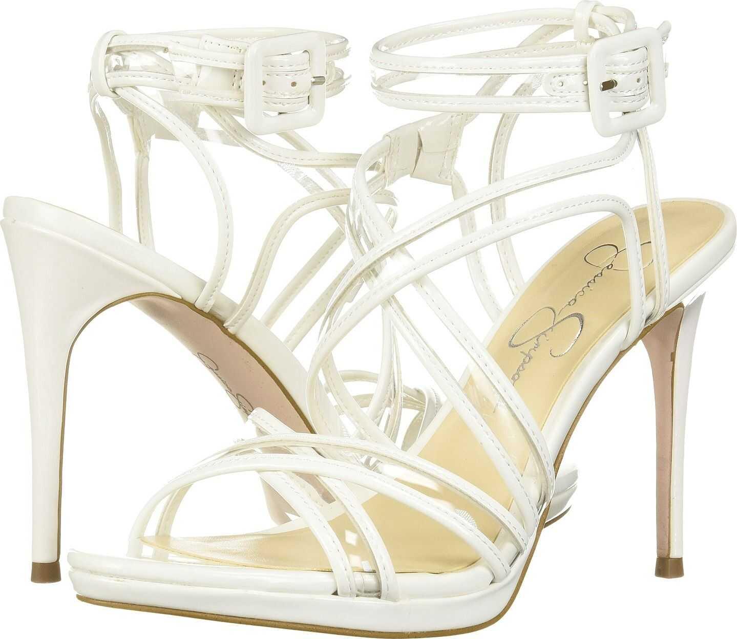 Jessica Simpson Kendele 2 Bright White