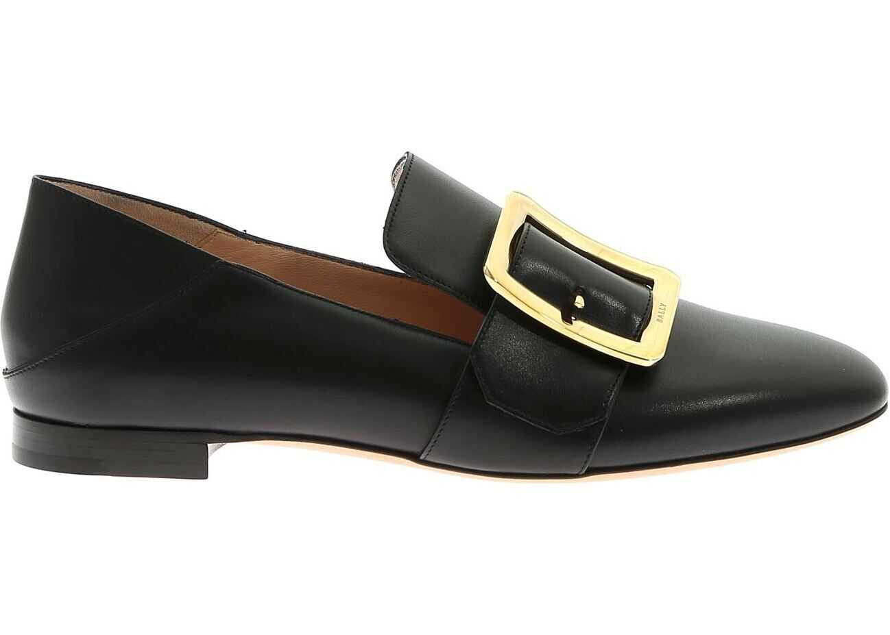 Bally Janelle Shoes In Black Black