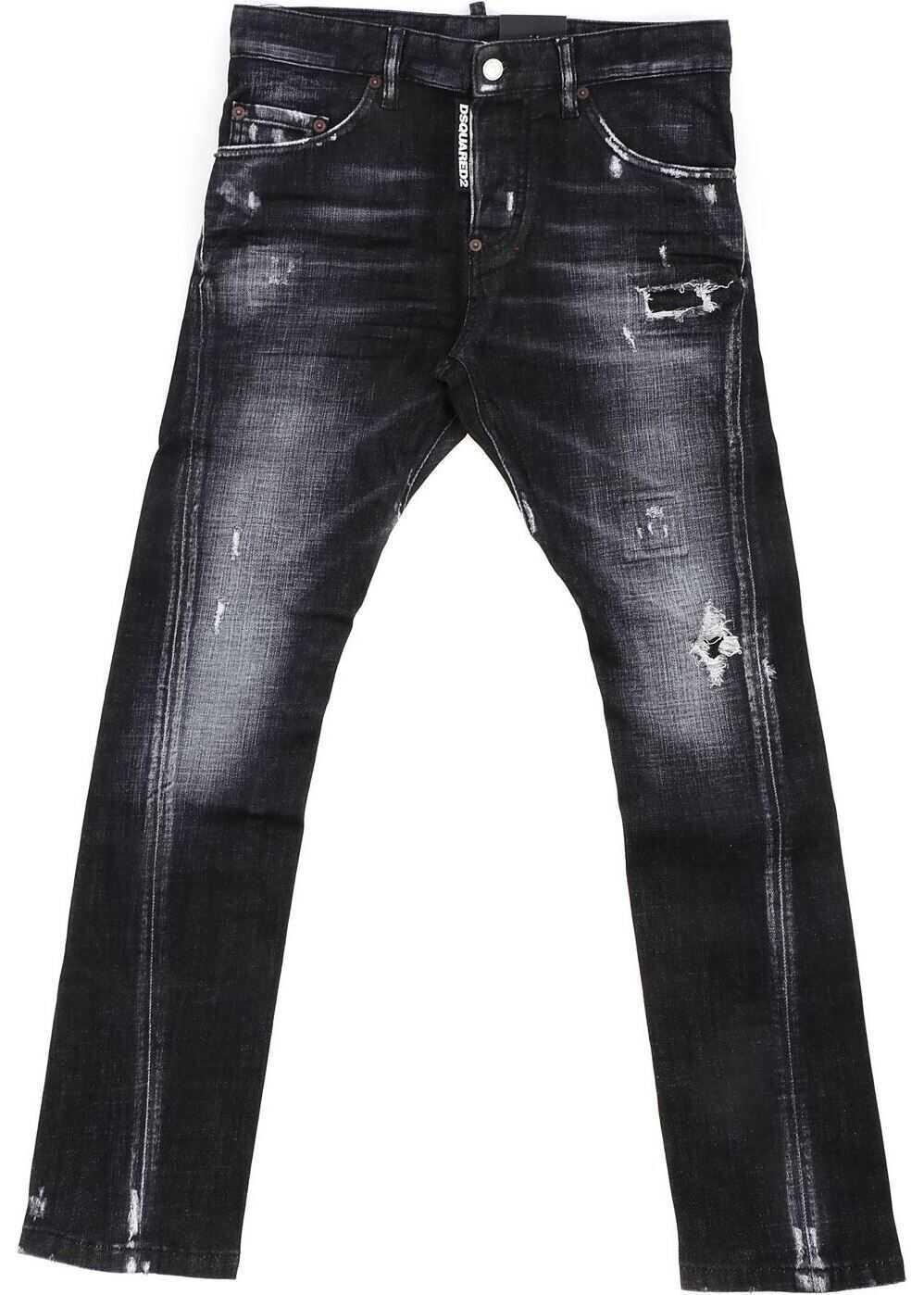 Black Twist Jeans thumbnail