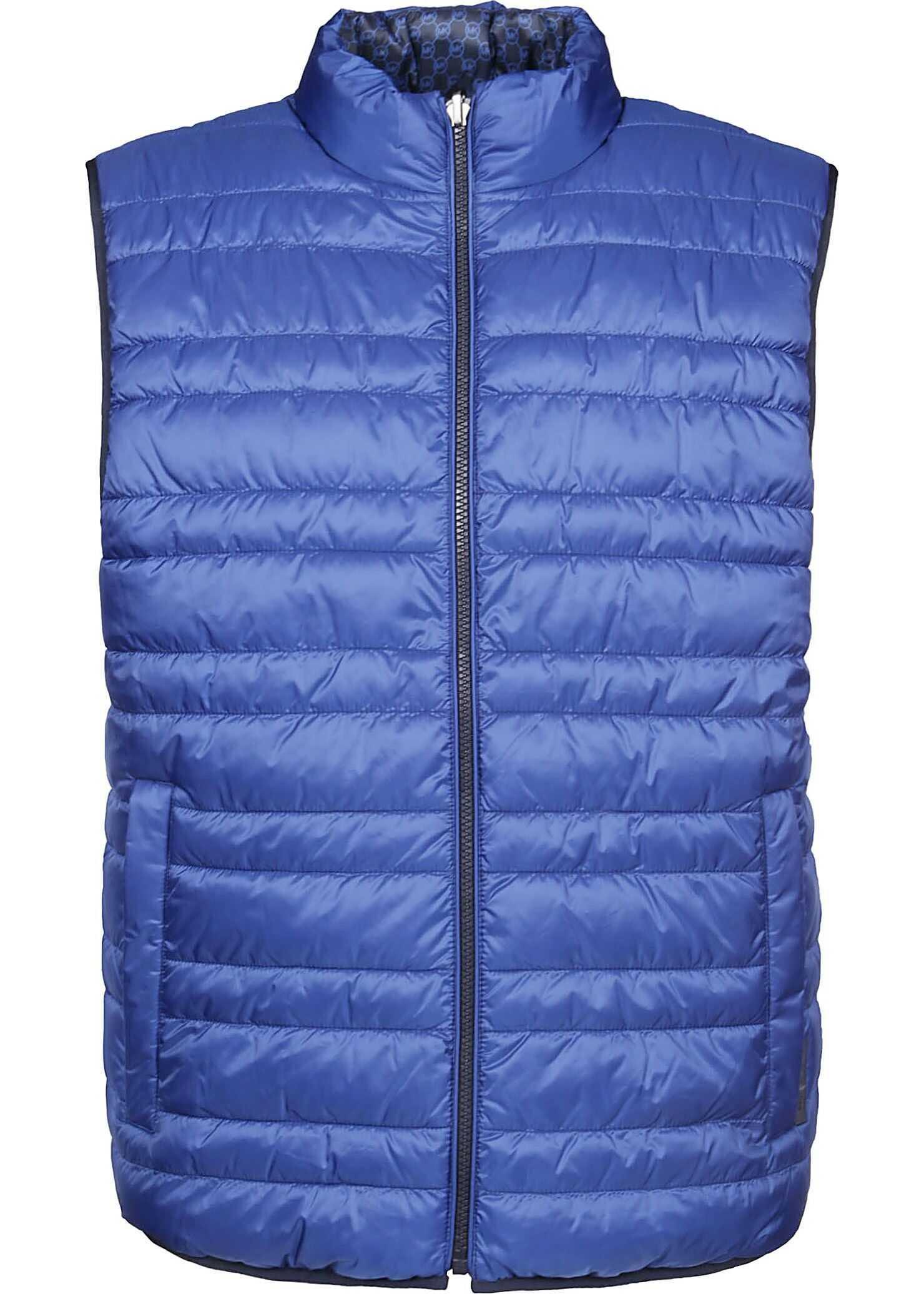 Michael Kors Polyester Vest BLUE