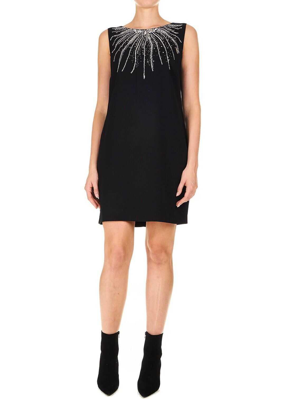 Liu Jo Polyester Dress BLACK
