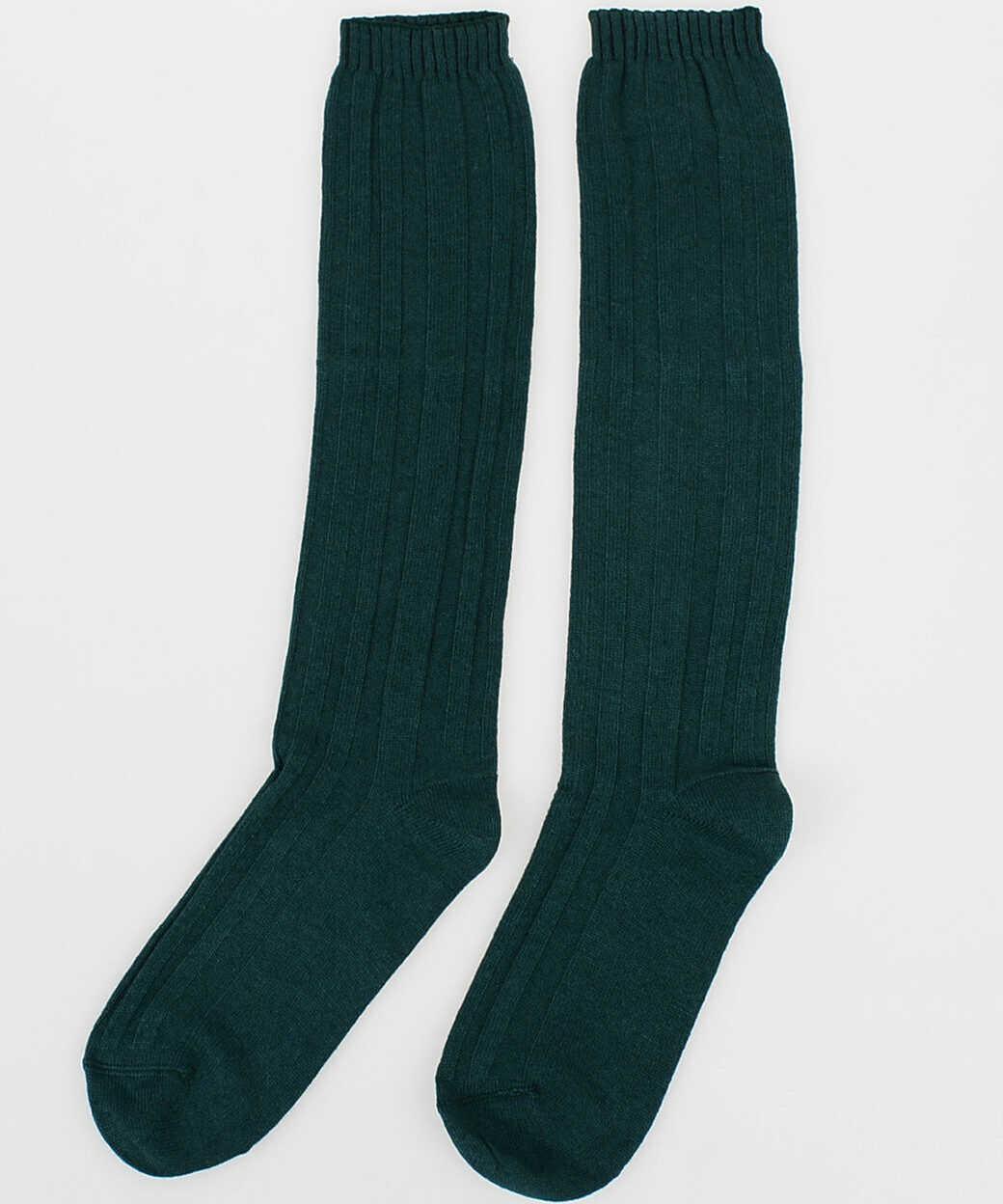 Ribbed Knee High Socks thumbnail