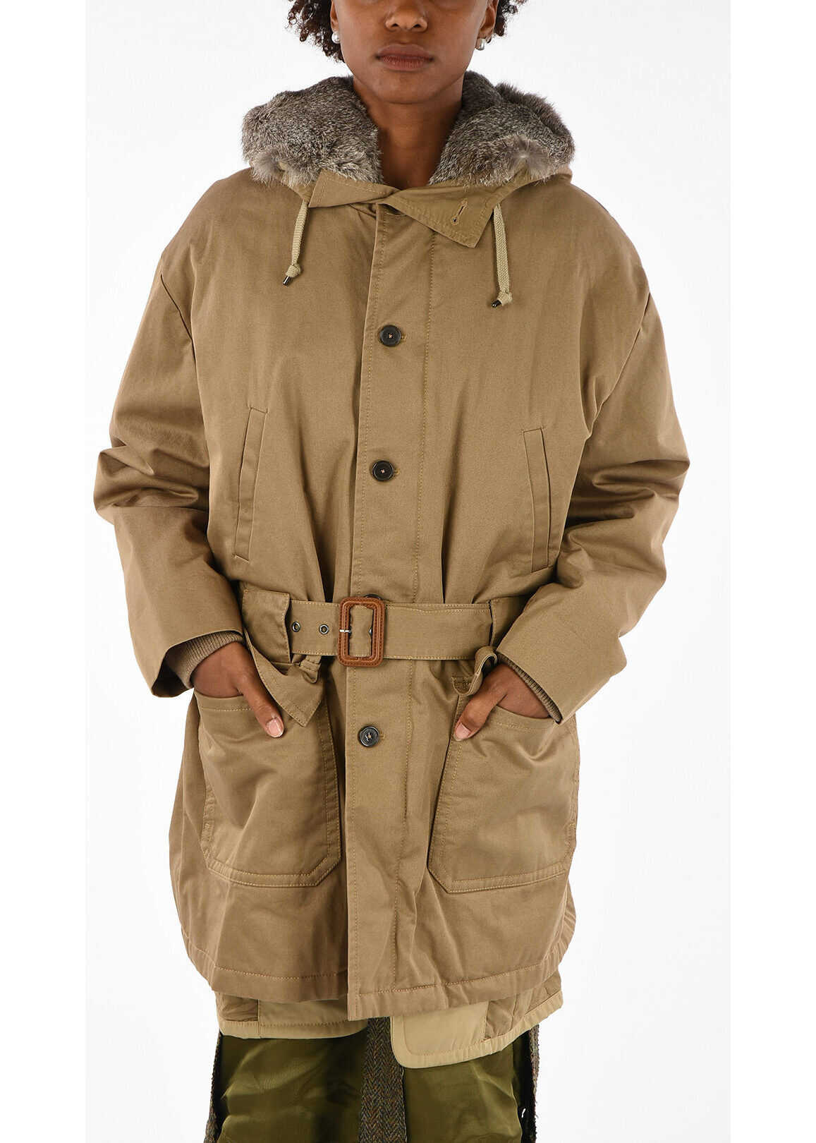 MM4 Parka With Real Fur thumbnail